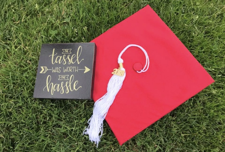 A Graduation Cap, By Natalie Bair