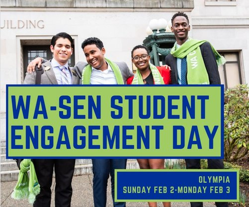 wa sen student engagement day