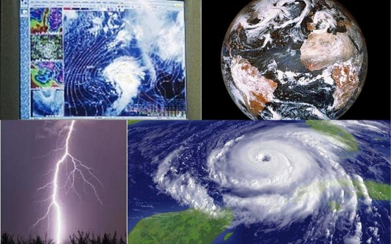 Photos of weather patterns