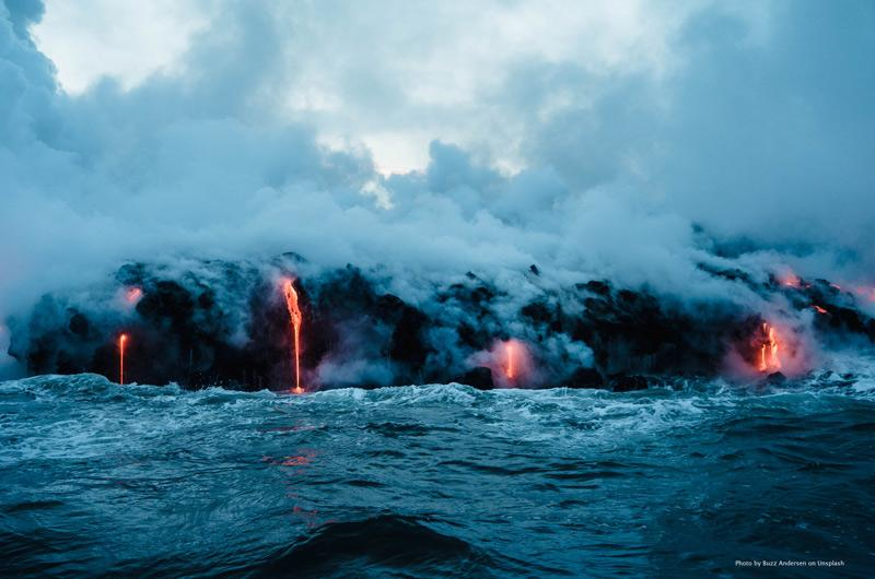 Photo of Lava by Buzz Andersen on Unsplash