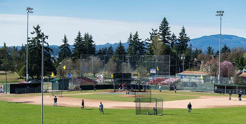 Olympic College baseball