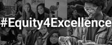 Equity4Excellence collage.
